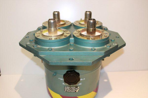 Motorized Coax Switch