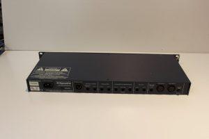 Symetrix 528E Microphone Processor